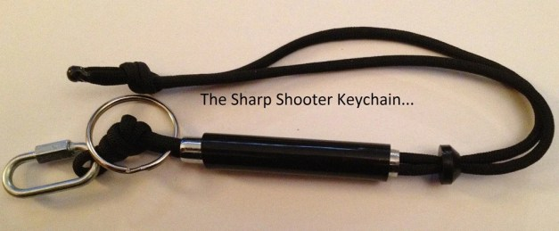 Sharp Shooter Original Tactical keychain