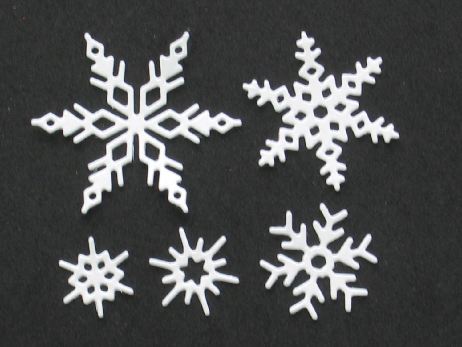 Snowflakes Snowflake Shapes Snowflake Cuts Winter