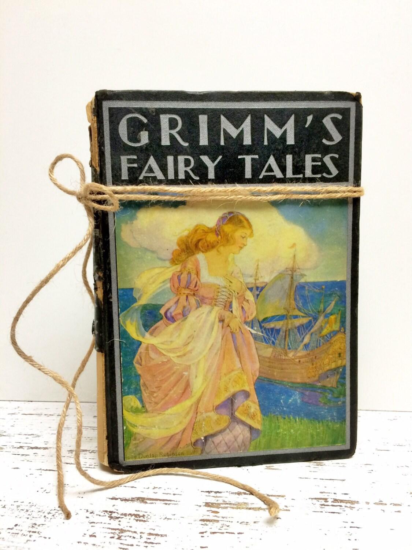 Grimms Fairy Tales S Fairy Tale Book Fairytale Book