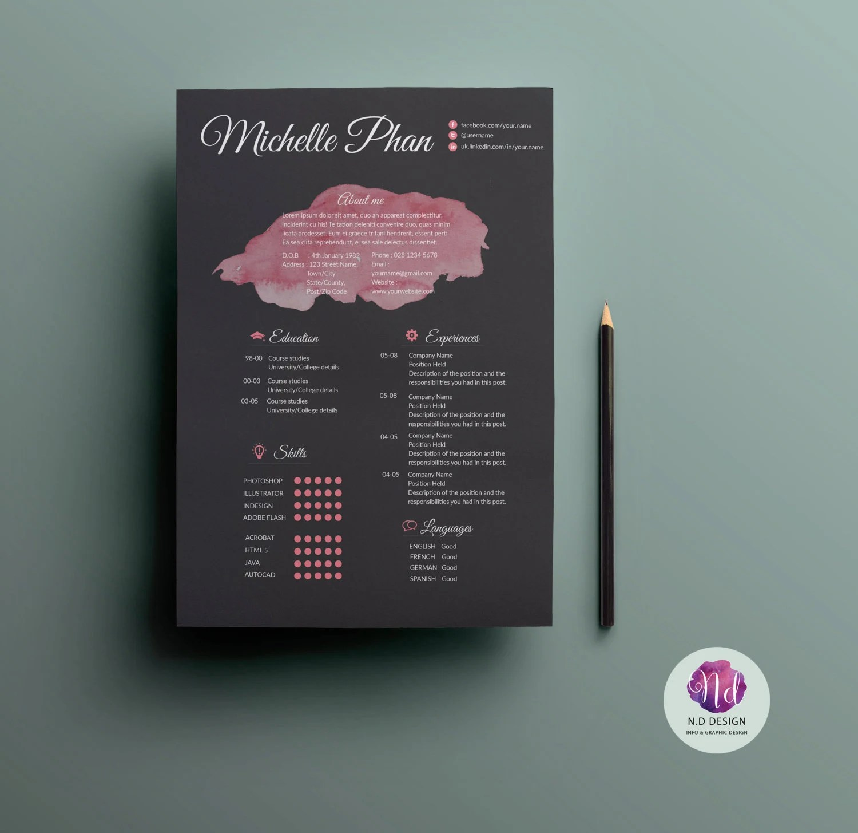 resume design totally free resume builder free printable resume