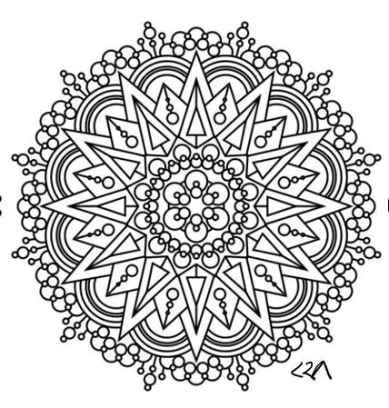 intricate coloring pages flowers cooloring com