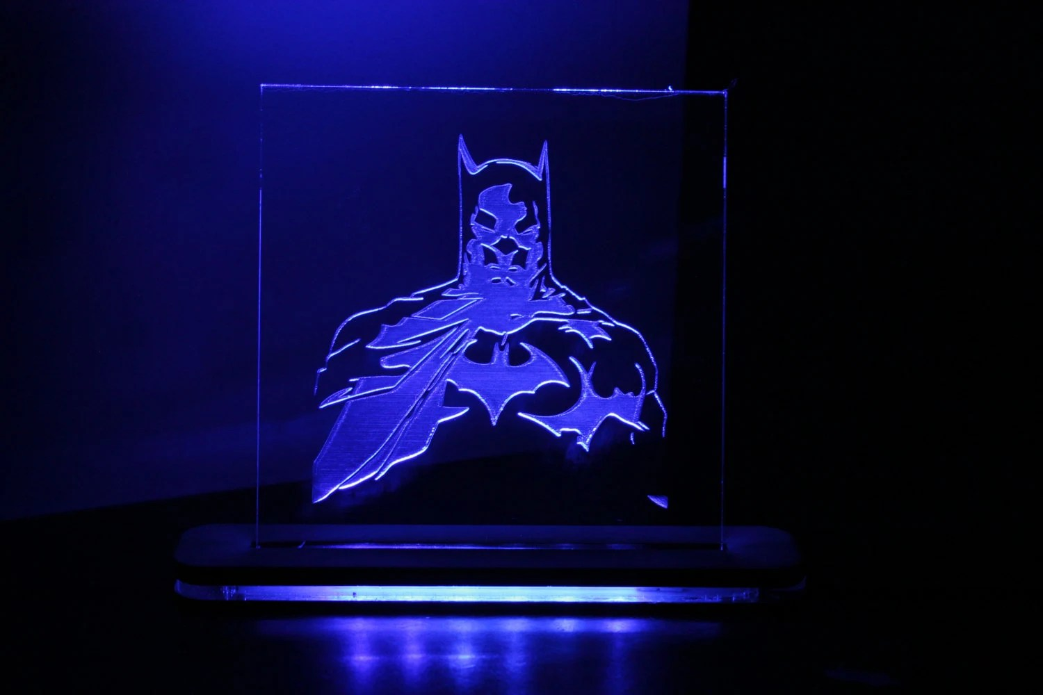 Batman Led Light