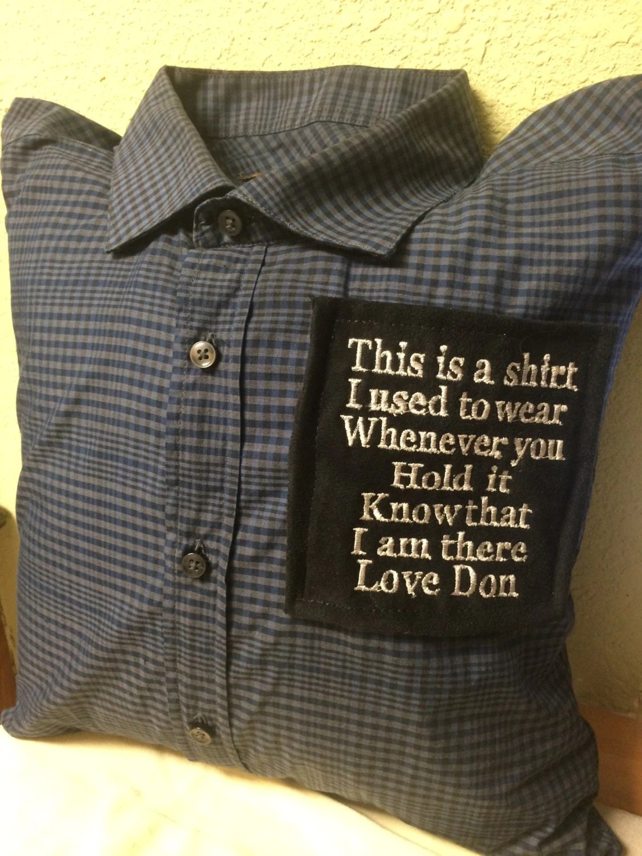 Memory Quilts Made Shirts