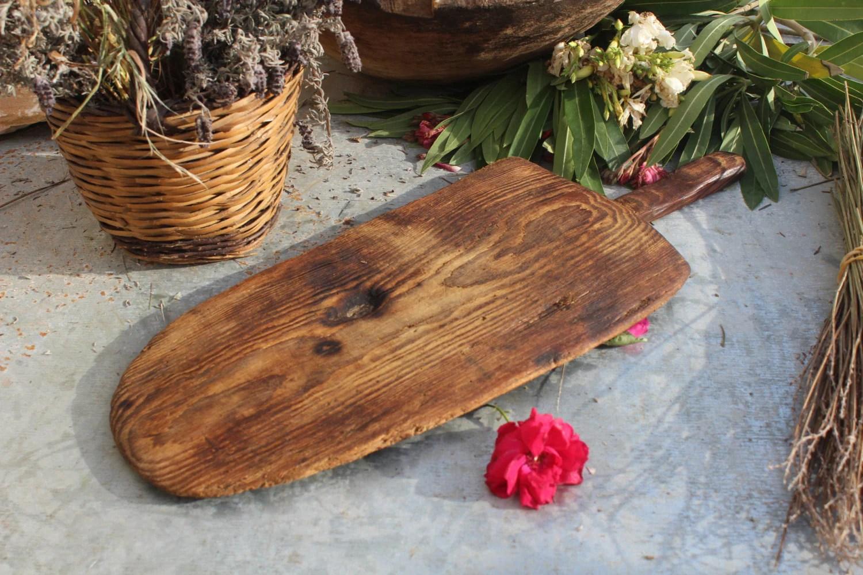 Handmade Unique Wooden Cutting Board Wood Serving Board