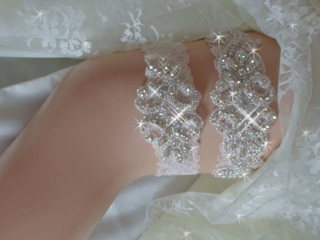 Wedding Traditions Wedding Garter Set Bridal Garter Belts