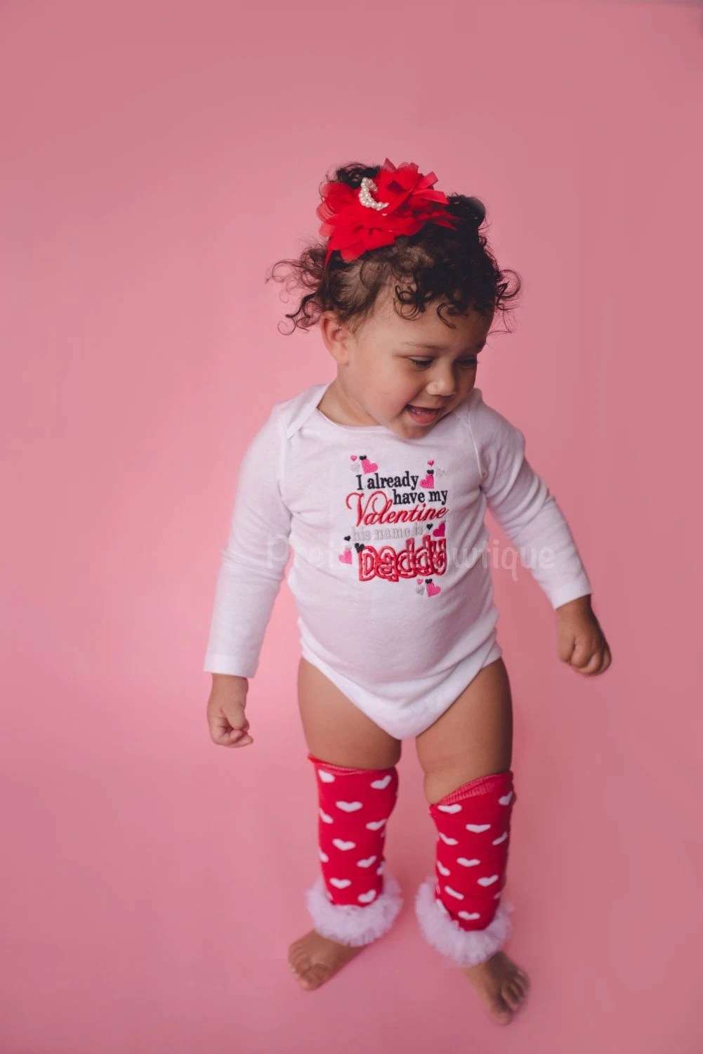 Valentines Day Outfit For Newborn Baby Girl Amp Kids 3 Piece