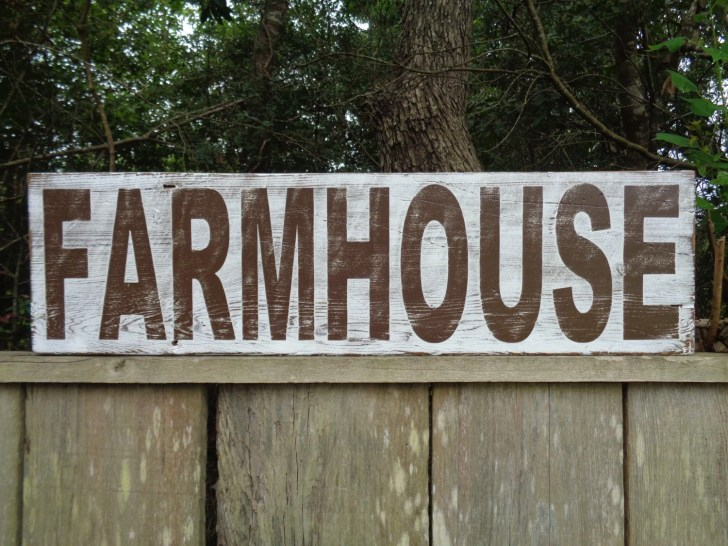 Farmhouse Sign Kitchen Signs Fixer Upper Custom