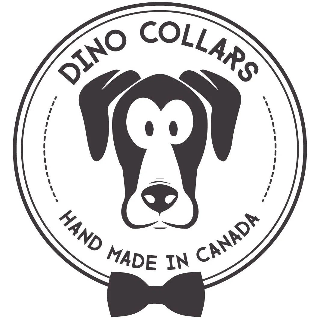 Hand Made Dog Collars Amp Bow Ties For Your Best By Dinocollars