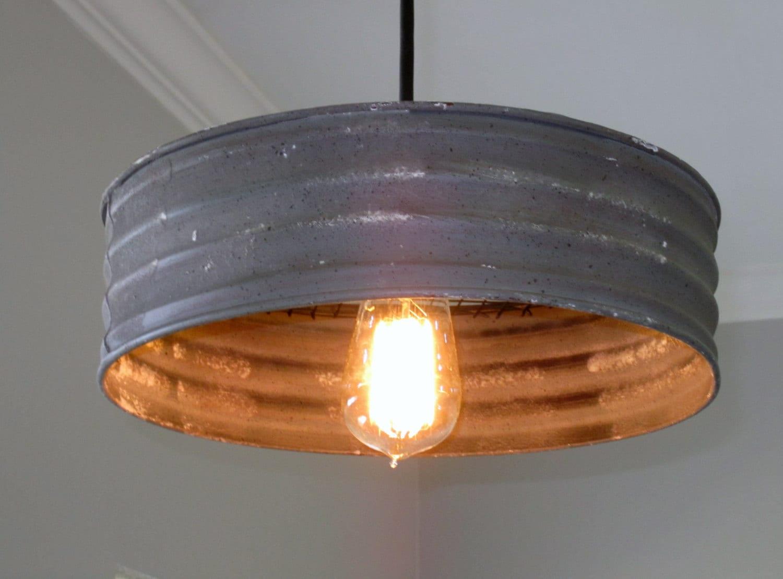 Metal lighting. mason hammered wide silver metal pendant light