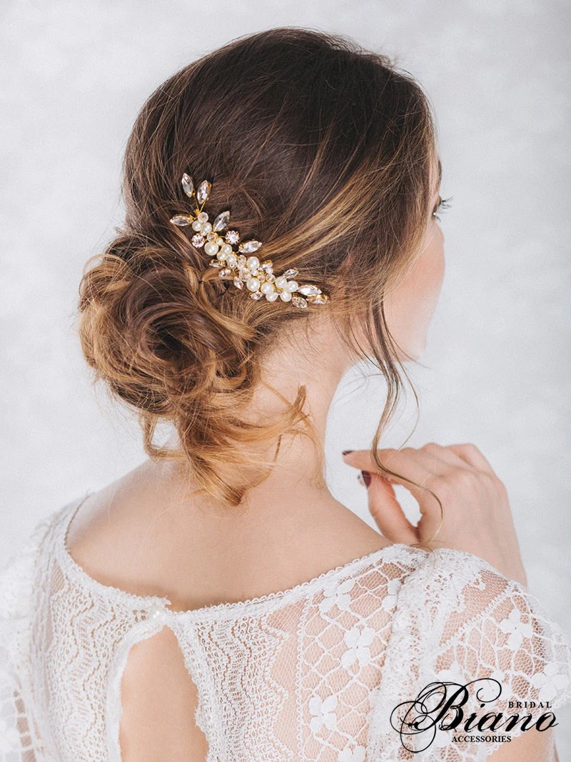 Etsy Finds 90 Wedding Hair Accessory Ideas Page 7 Hi