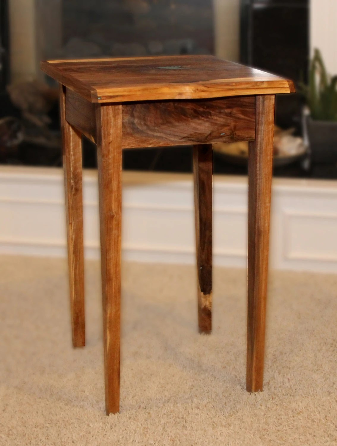 Small Side Table Drawers