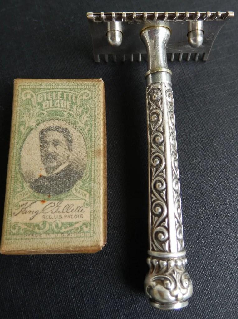 Gillette razor dating guide