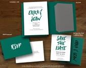 ERIKA Invitation Suite Pr...