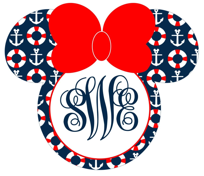 Printable Disney Cruise Magnet Or Disney Cruise By