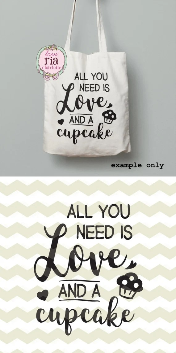 Download All you need is Love and a cupcake love quote wedding ...