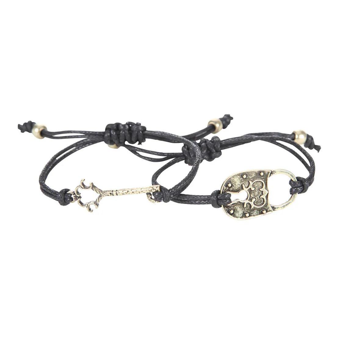 Lock Amp Key Friendship Bracelets Friendship Bracelets Bff