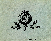 Pomegranate - Antique Sty...