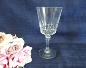 Crystal Wine Goblet with ...