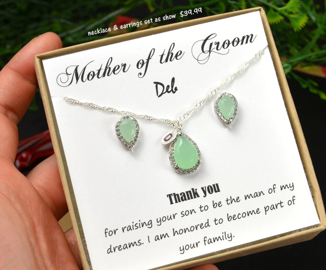 Mother In Law Gift Mother In Law Wedding Gift Mother Of