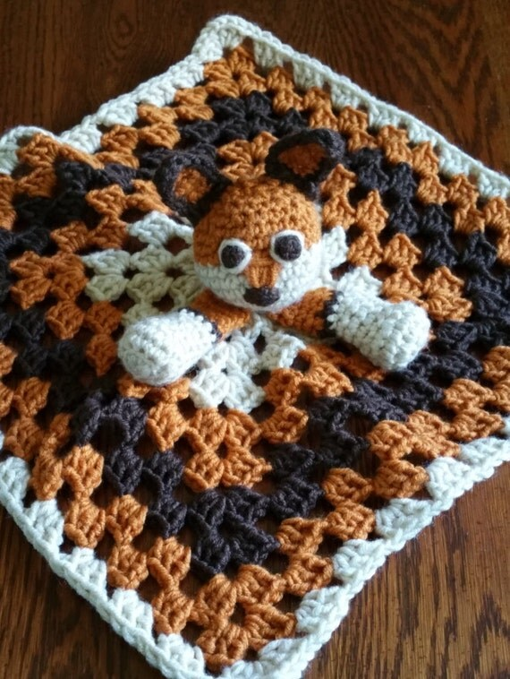 Stuffed Animal Blanket Attached