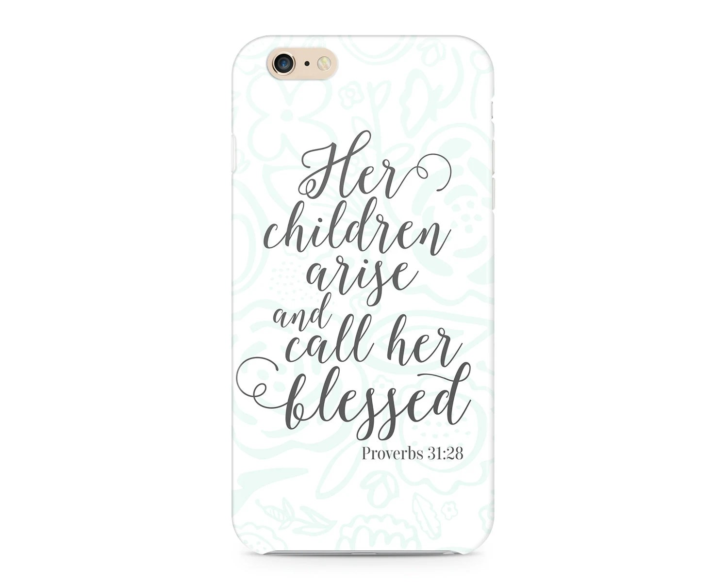 Mom Phone Case Mother S Day Phone Case Proverbs 31 Mom