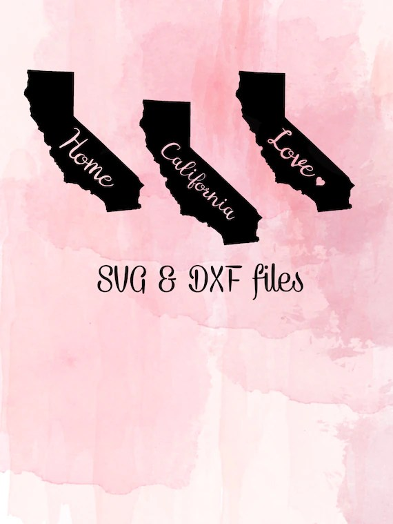 Download California Love SVG cut files Cali State Home Map Tshirt