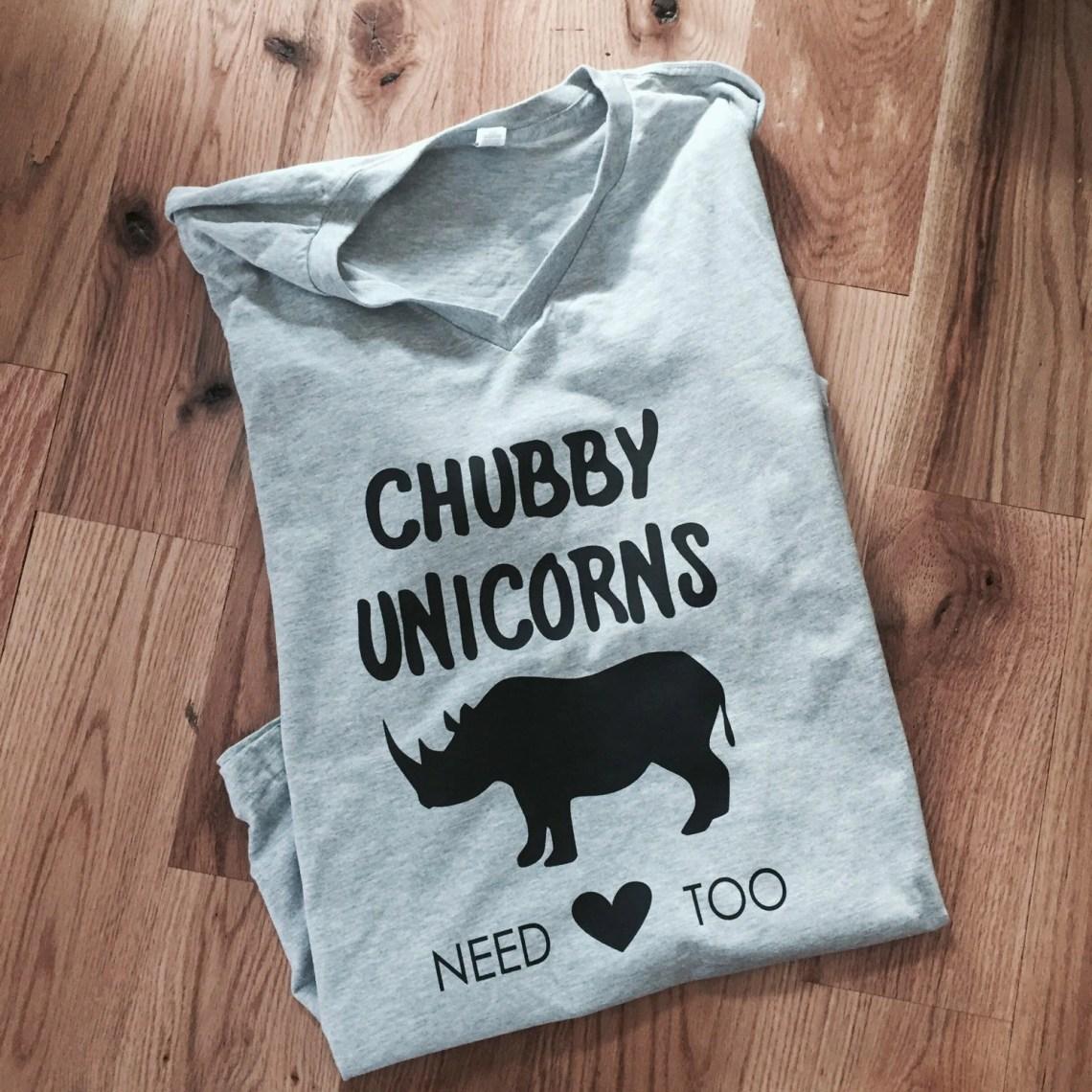 Download Chubby unicorns need love too