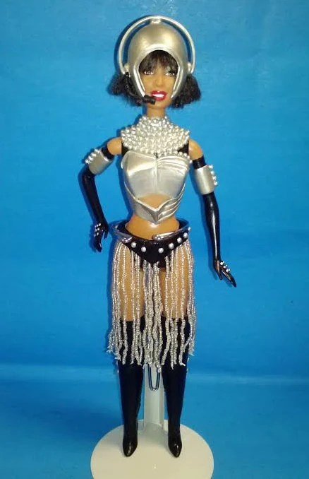 HOT SALE The Bodyguard Whitney Houston Barbie Doll Queen of