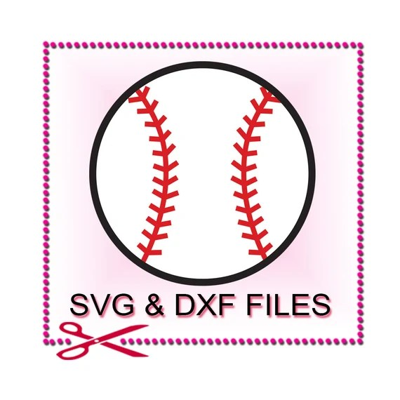 Download Baseball SVG Designs Files For Silhouette Studio and by ...