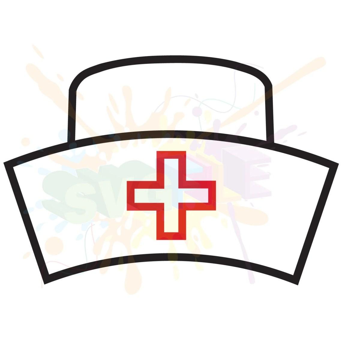 Download Nurse SVG Files For Silhouette Studio and Cricut Design Space.