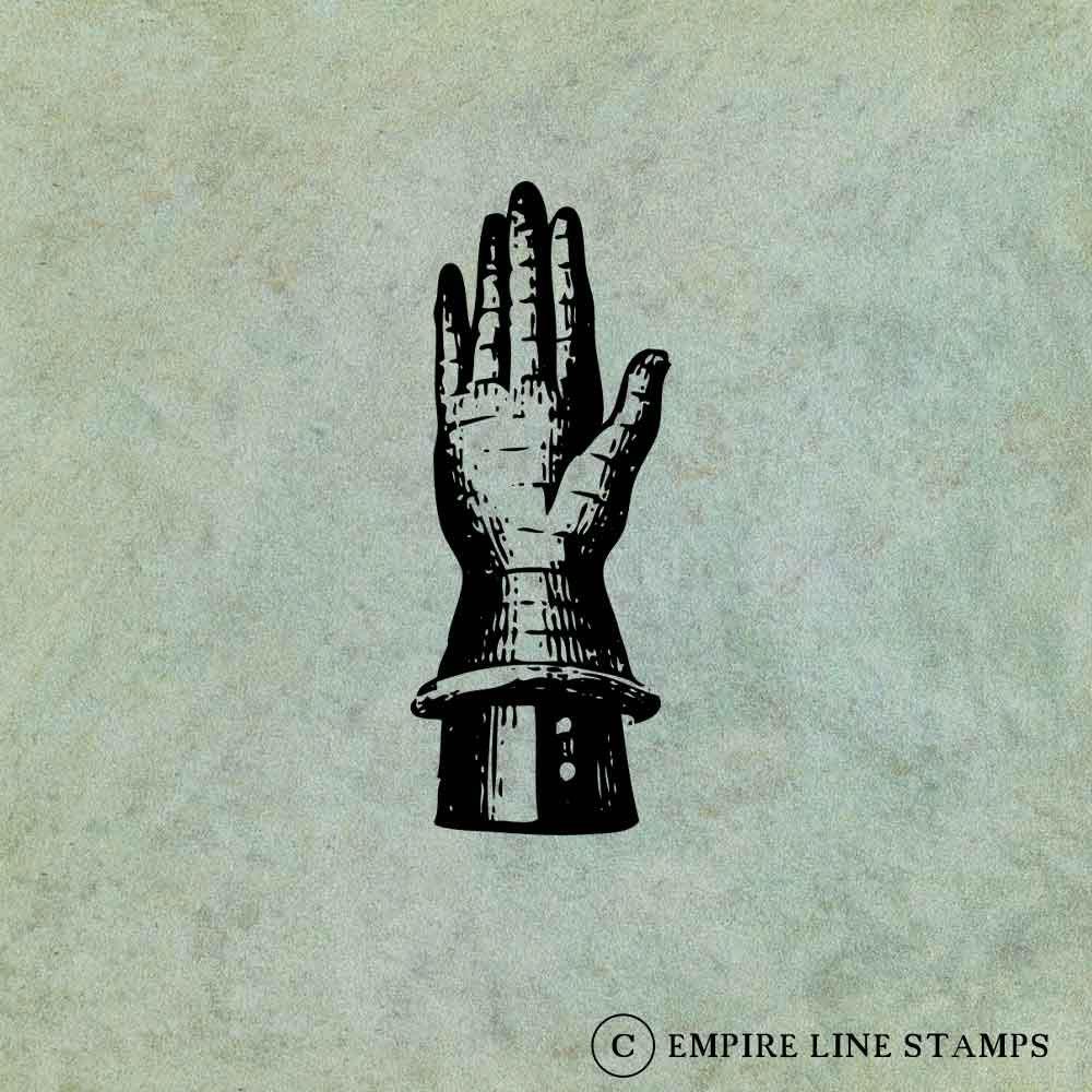 Armoured Hand Glove Gaunt...