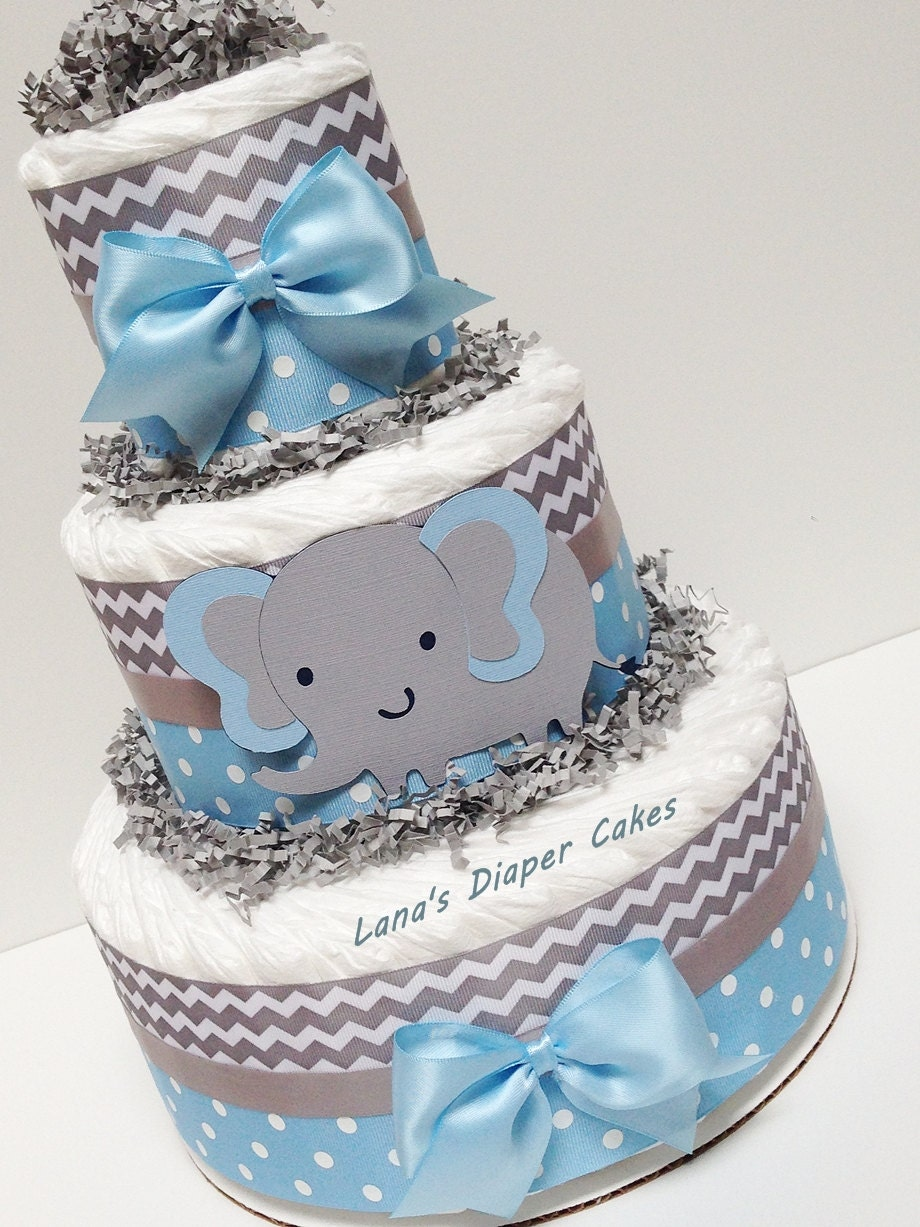 Baby Shower Cakes Made Order