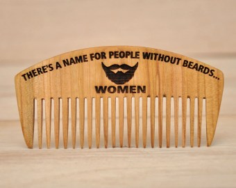 personalized wooden beard b t for dad t by thewoodilike