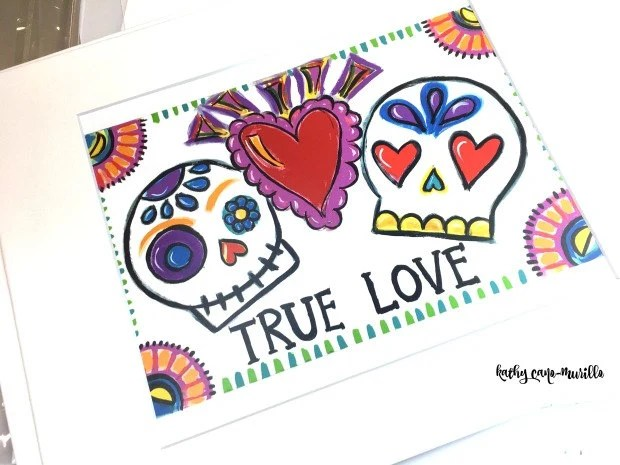 Sugar Skull True Love Pri...