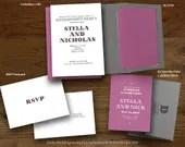 STELLA Invitation Suite P...