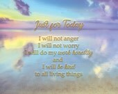 Reiki Wall Art - Quote - ...