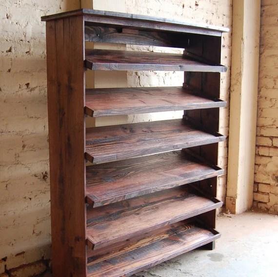 Table Shoe Rack
