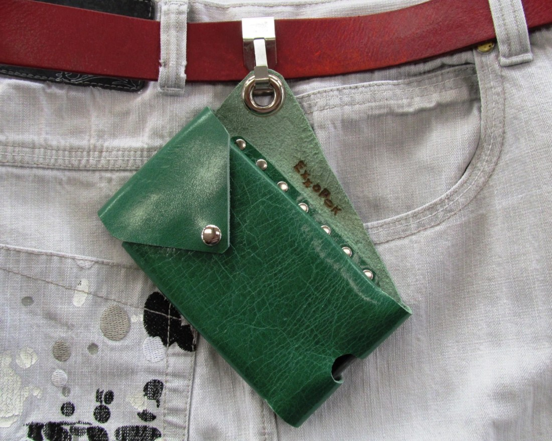 Cell Phone Pouch, ExxoPok...