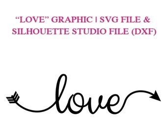 Download Love heart script outline laptop cup decal SVG Digital ...