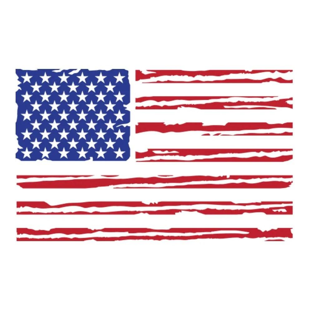 Download SVG Distressed American Flag US Flag Flag Decor