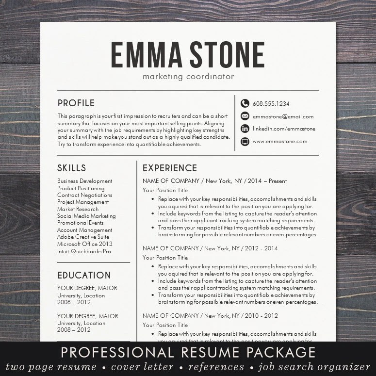 free creative resume templates for mac pages elegant resume