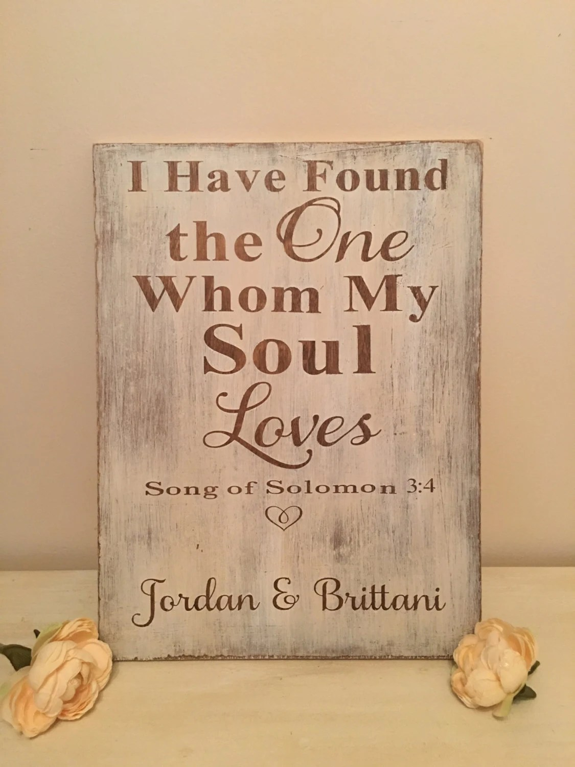 Download I Have Found the One Whom My Soul Loves Sign-Song of Solomon