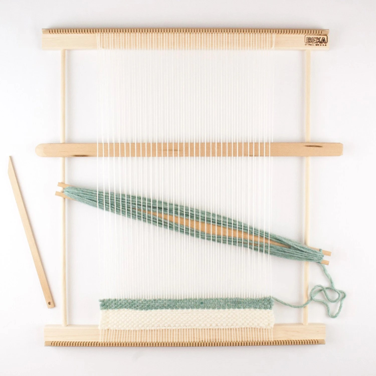 Make Heddle Loom Own Your