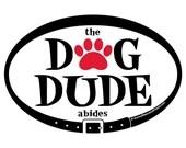 MAGNET - Dog Dude - Euro ...