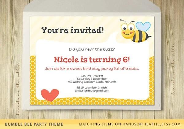 Order Custom Invitations