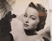 Vintage photo Olivia de H...