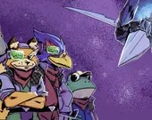 Team Star Fox Playmat...