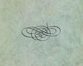Hand Written Scrolling Fl...