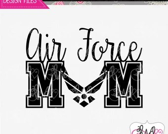 Download Air force mom | Etsy