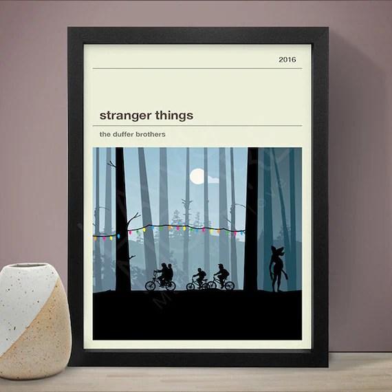 Things Stranger Print 11